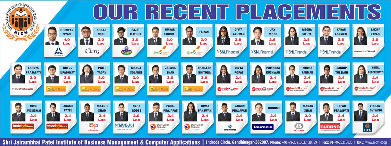 2015-17 Batch Placement